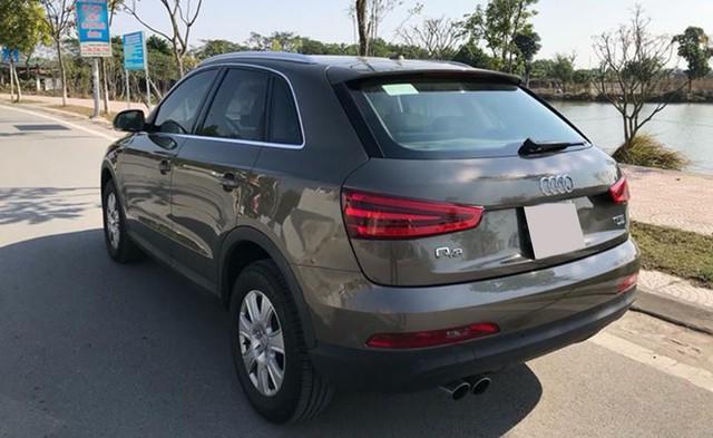 """Lăn bánh hơn 32.000 km, Audi Q3 bán lại """"lỗ"""" hơn 800 triệu đồng - Ảnh 7."""
