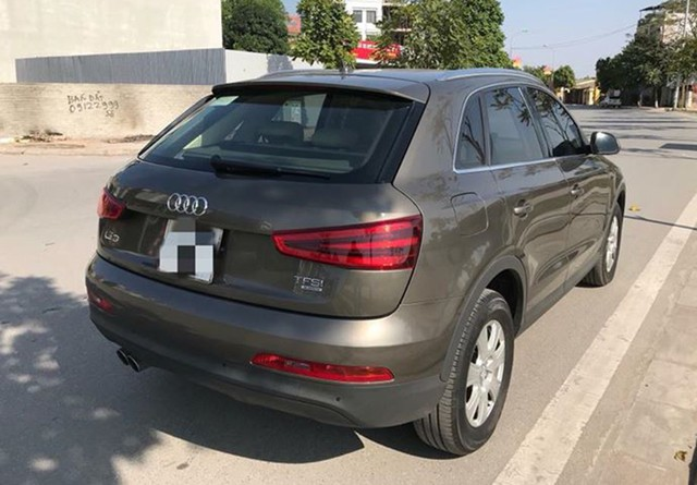 """Lăn bánh hơn 32.000 km, Audi Q3 bán lại """"lỗ"""" hơn 800 triệu đồng - Ảnh 2."""