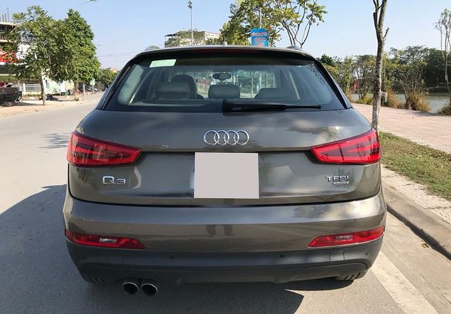 """Lăn bánh hơn 32.000 km, Audi Q3 bán lại """"lỗ"""" hơn 800 triệu đồng - Ảnh 14."""