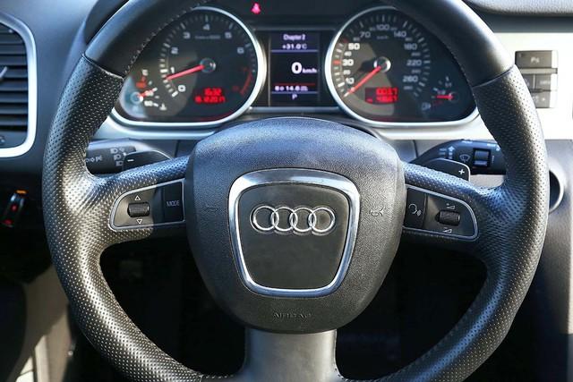SUV hạng sang Audi Q7 sau 7 năm sử dụng giá ngang Toyota Fortuner mới - Ảnh 6.