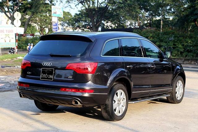 SUV hạng sang Audi Q7 sau 7 năm sử dụng giá ngang Toyota Fortuner mới - Ảnh 2.