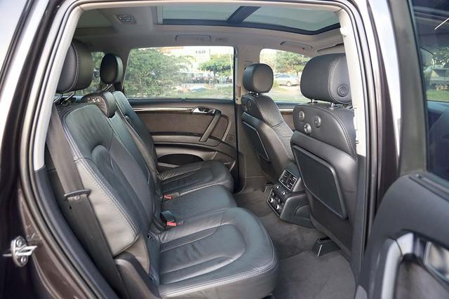 SUV hạng sang Audi Q7 sau 7 năm sử dụng giá ngang Toyota Fortuner mới - Ảnh 5.