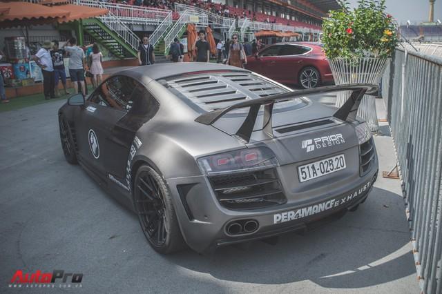 Chiêm ngưỡng Audi R8 độ Prior Design tại Sài Gòn - Ảnh 3.