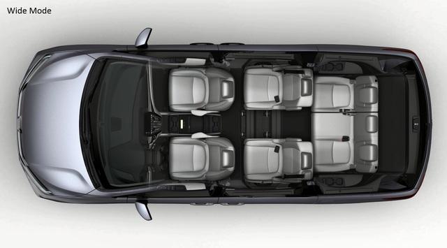 Honda Odyssey 2018 với thiết kế khác xe ở Việt Nam chính thức được vén màn - Ảnh 17.