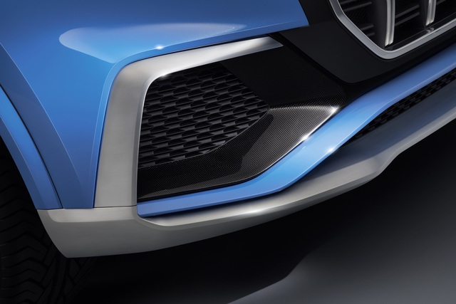 Vén màn SUV hạng sang công nghệ cao Audi Q8 - Ảnh 6.
