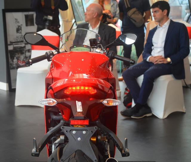Cận cảnh Ducati SuperSport 2017 phiên bản S có giá 571 triệu Đồng - Ảnh 15.