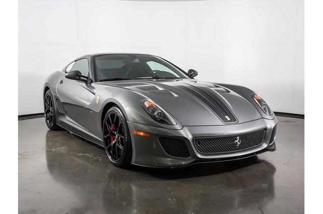 Chất từng đồng với mức giá rao bán của hàng hiếm Ferrari 599 GTO đã qua sử dụng - Ảnh 3.