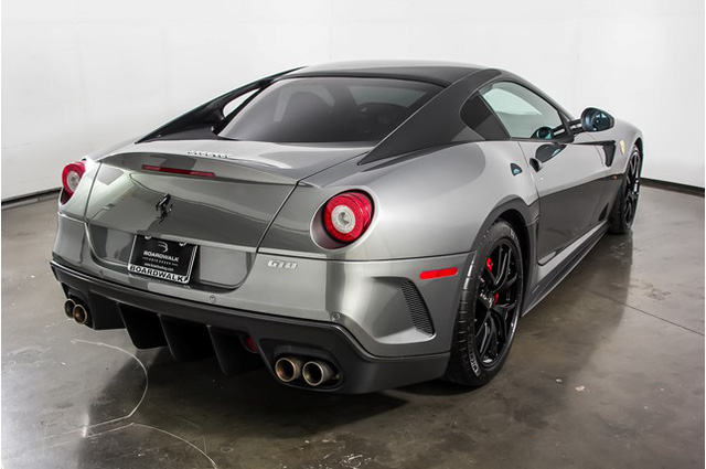 Chất từng đồng với mức giá rao bán của hàng hiếm Ferrari 599 GTO đã qua sử dụng - Ảnh 5.
