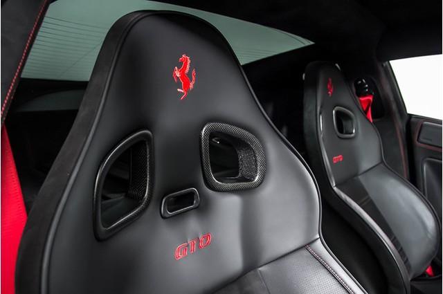 Chất từng đồng với mức giá rao bán của hàng hiếm Ferrari 599 GTO đã qua sử dụng - Ảnh 11.