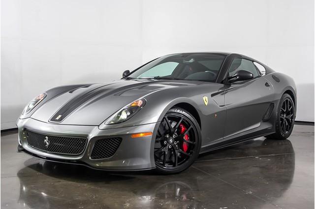 Chất từng đồng với mức giá rao bán của hàng hiếm Ferrari 599 GTO đã qua sử dụng - Ảnh 2.