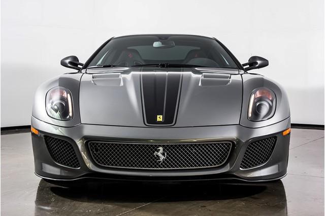 Chất từng đồng với mức giá rao bán của hàng hiếm Ferrari 599 GTO đã qua sử dụng - Ảnh 1.