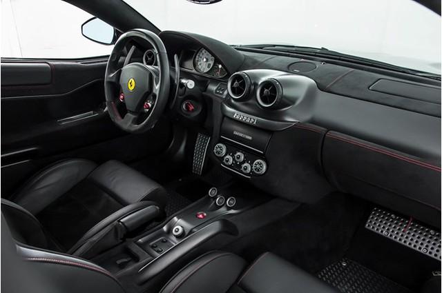 Chất từng đồng với mức giá rao bán của hàng hiếm Ferrari 599 GTO đã qua sử dụng - Ảnh 10.
