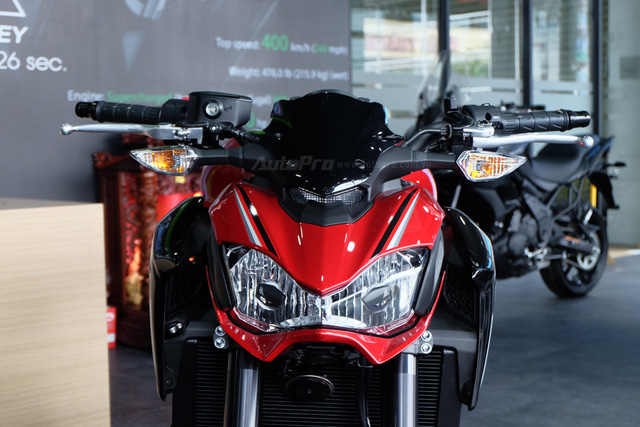 Kawasaki Z900 2018 về Việt Nam, thêm màu sơn mới, giá không đổi - Ảnh 14.