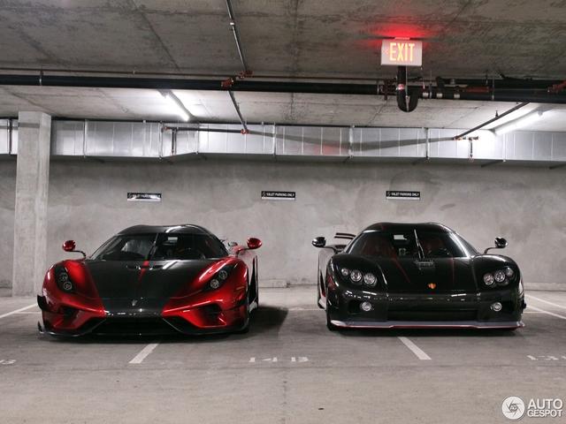 Lần đầu bắt gặp siêu xe không hộp số Koenigsegg Regera ngoài đời thực - Ảnh 5.