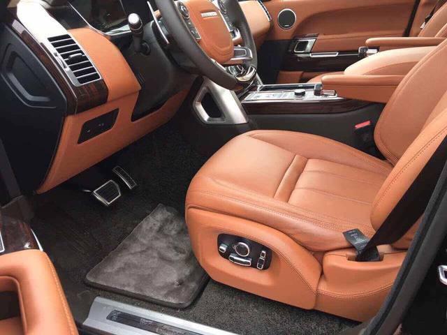 Range Rover SVAutobiography Hybrid đầu tiên được đưa về nước - Ảnh 5.