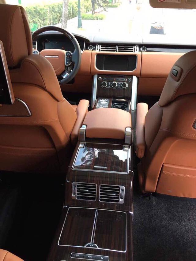 Range Rover SVAutobiography Hybrid đầu tiên được đưa về nước - Ảnh 7.