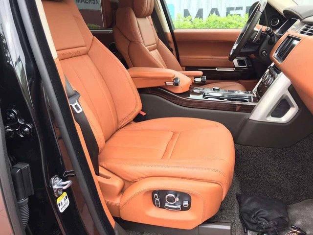 Range Rover SVAutobiography Hybrid đầu tiên được đưa về nước - Ảnh 13.