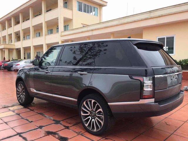 Range Rover SVAutobiography Hybrid đầu tiên được đưa về nước - Ảnh 6.
