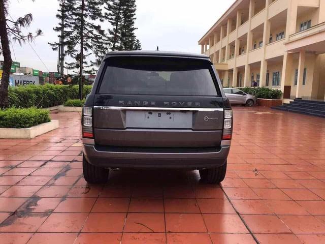 Range Rover SVAutobiography Hybrid đầu tiên được đưa về nước - Ảnh 9.