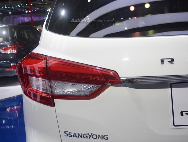 SsangYong G4 Rexton 2018 có gì hot để cạnh tranh cùng Toyota Fortuner - Ảnh 7.