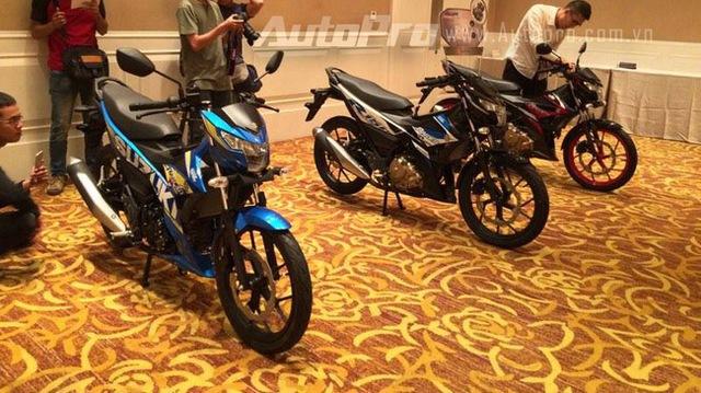 Yamaha Exciter vững vàng ngôi vương xe côn tay tại Việt Nam - Ảnh 3.