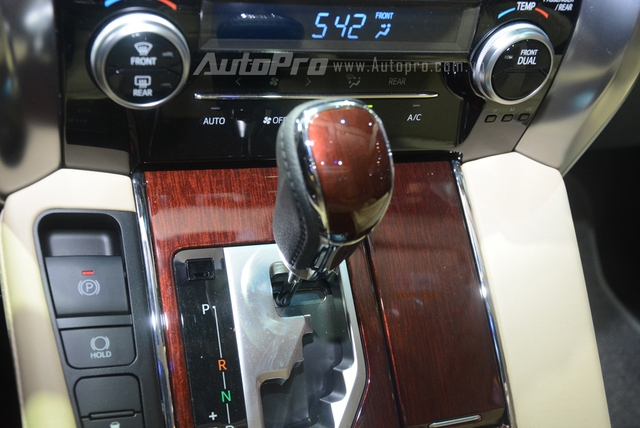 Chi tiết chuyên cơ mặt đất Toyota Alphard phân phối chính hãng 3,533 tỷ Đồng - Ảnh 16.