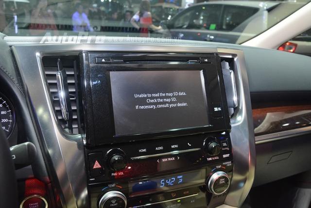 Chi tiết chuyên cơ mặt đất Toyota Alphard phân phối chính hãng 3,533 tỷ Đồng - Ảnh 12.