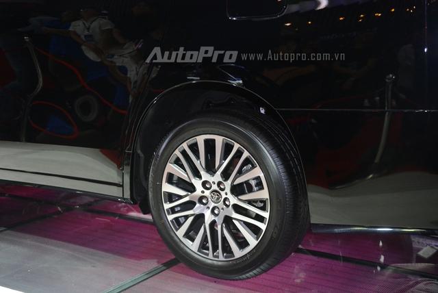 Chi tiết chuyên cơ mặt đất Toyota Alphard phân phối chính hãng 3,533 tỷ Đồng - Ảnh 9.