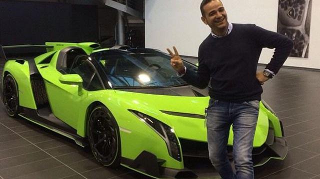 Kris Singh tiếp tục tậu siêu xe hàng hiếm Pagani Huayra BC trị giá 57 tỷ Đồng - Ảnh 2.