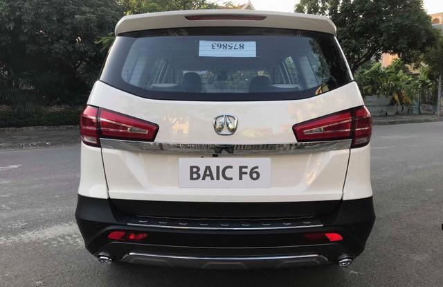 BAIC F6 - xe nhái Lexus có mặt tại Hà Nội với giá chưa đến 600 triệu đồng - Ảnh 4.