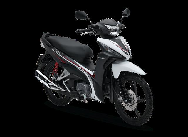 Đấu xe máy bán chạy nhất Việt Nam, Honda Wave RSX Fi ra mẫu mới, giá không đổi - Ảnh 4.