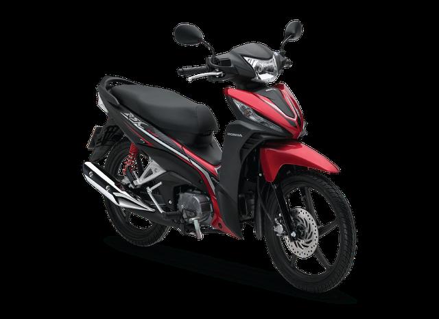 Đấu xe máy bán chạy nhất Việt Nam, Honda Wave RSX Fi ra mẫu mới, giá không đổi - Ảnh 1.