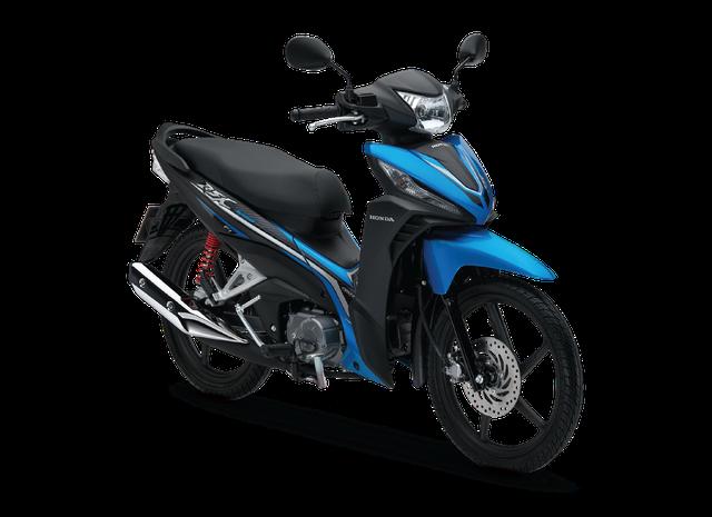 Đấu xe máy bán chạy nhất Việt Nam, Honda Wave RSX Fi ra mẫu mới, giá không đổi - Ảnh 3.