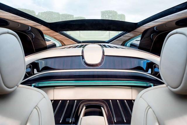 Rolls-Royce Sweptail: 4 năm, 13 triệu USD và đưa Bespoke đến đỉnh cao mới - Ảnh 10.