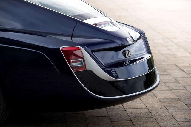 Rolls-Royce Sweptail: 4 năm, 13 triệu USD và đưa Bespoke đến đỉnh cao mới - Ảnh 5.