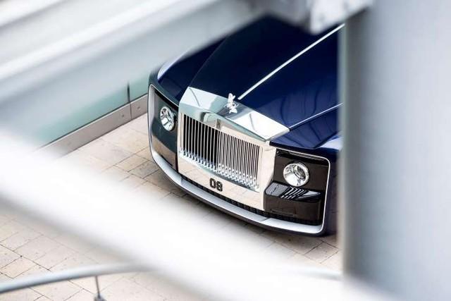 Rolls-Royce Sweptail: 4 năm, 13 triệu USD và đưa Bespoke đến đỉnh cao mới - Ảnh 4.