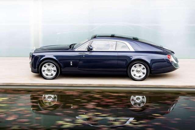 Rolls-Royce Sweptail: 4 năm, 13 triệu USD và đưa Bespoke đến đỉnh cao mới - Ảnh 1.