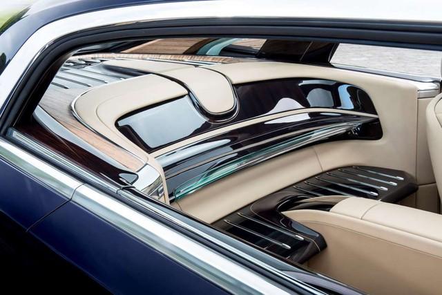 Rolls-Royce Sweptail: 4 năm, 13 triệu USD và đưa Bespoke đến đỉnh cao mới - Ảnh 9.