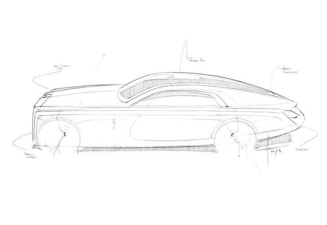 Rolls-Royce Sweptail: 4 năm, 13 triệu USD và đưa Bespoke đến đỉnh cao mới - Ảnh 2.