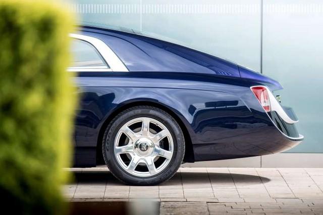 Rolls-Royce Sweptail: 4 năm, 13 triệu USD và đưa Bespoke đến đỉnh cao mới - Ảnh 6.