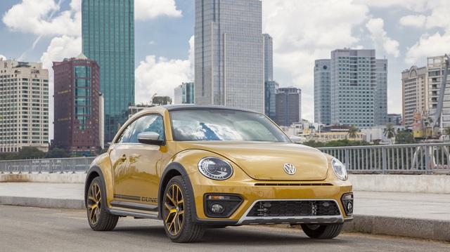 Volkswagen hứa hẹn trở lại ấn tượng với 6 mẫu xe tại triển lãm VIMS 2017