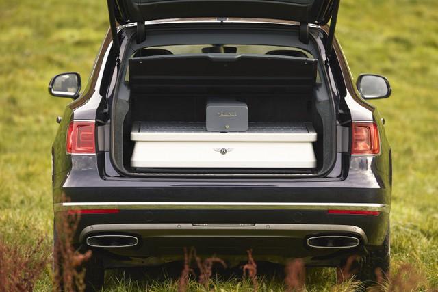 Bentley Bentayga Field Sports - SUV siêu sang dành cho dân thích đi săn - Ảnh 4.
