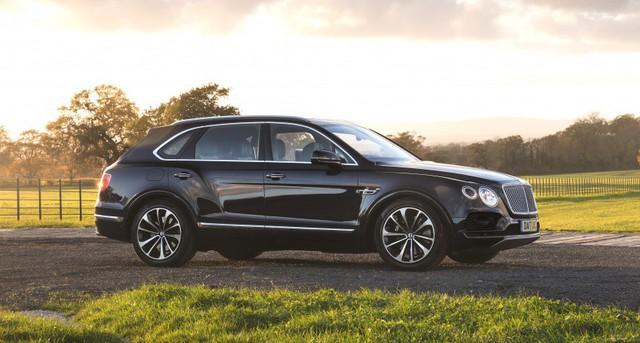 Bentley Bentayga Field Sports - SUV siêu sang dành cho dân thích đi săn - Ảnh 1.