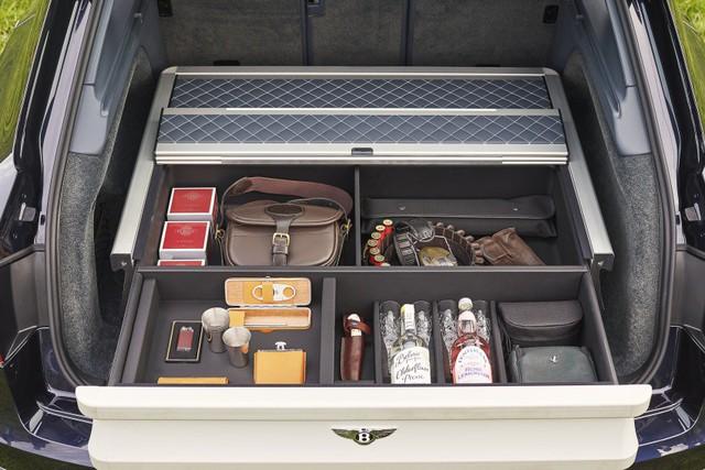 Bentley Bentayga Field Sports - SUV siêu sang dành cho dân thích đi săn - Ảnh 2.