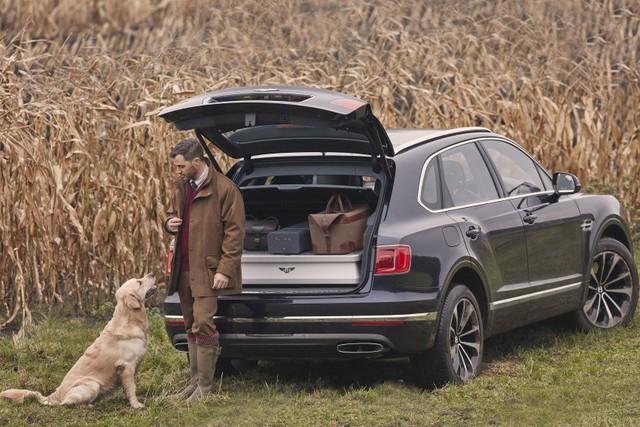 Bentley Bentayga Field Sports - SUV siêu sang dành cho dân thích đi săn - Ảnh 5.