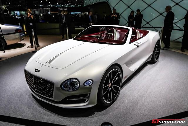 Bentley EXP 12 Speed 6e - Xe mui trần sang trọng và độc đáo - Ảnh 6.