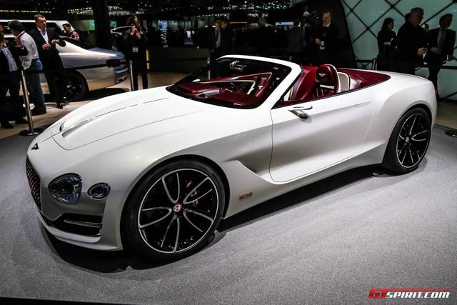 Bentley EXP 12 Speed 6e - Xe mui trần sang trọng và độc đáo - Ảnh 2.