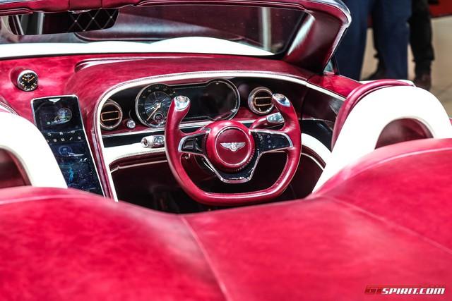 Bentley EXP 12 Speed 6e - Xe mui trần sang trọng và độc đáo - Ảnh 11.