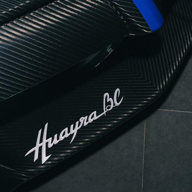 Kris Singh tiếp tục tậu siêu xe hàng hiếm Pagani Huayra BC trị giá 57 tỷ Đồng - Ảnh 7.
