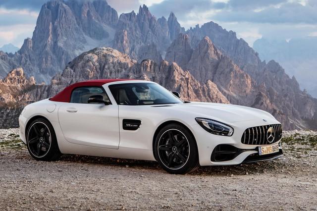 Mercedes-AMG GT Roadster đầu tiên về Việt Nam, giá 10,4 tỷ đồng - Ảnh 5.